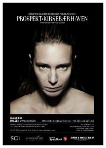 "Plakat ""Prospekt:Kirsebærhaven"""