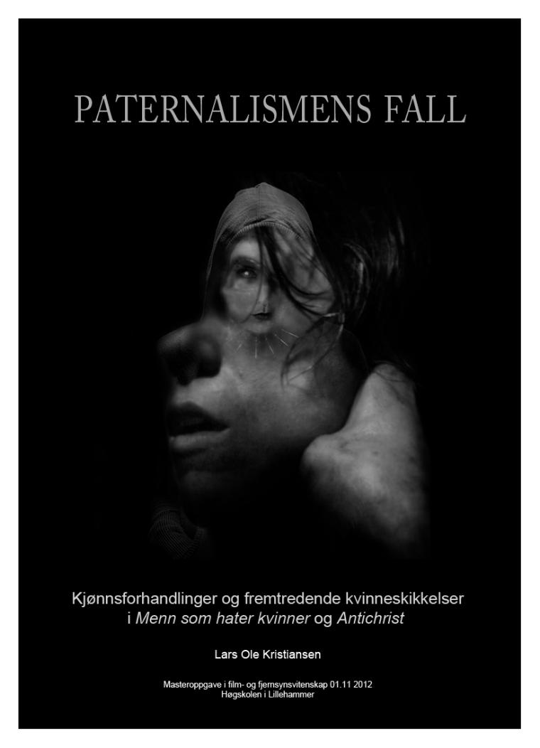 Paternalismens Fall (forside)