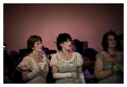 Czardasfyrstinnen - Premiere