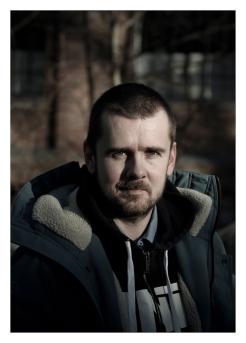 Promo: Bjørn Thevik ©Håkon Borg/MAGPIE
