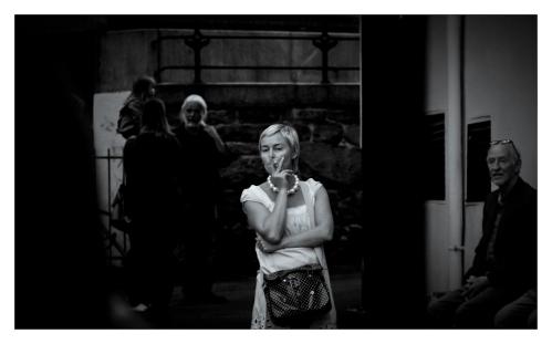 Boklansering på Revolver, 2013 ©Håkon Borg/MAGPIE