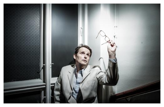 Lars Daniel Krutzkoff Jacobsen| Photo©Håkon Borg