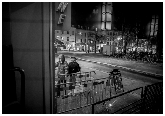 Chris Lie | Parkteatret | ©Håkon Borg