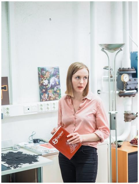 Ina Bache-Wiig | Foto: Håkon Borg